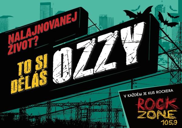 V každém je kus rockera - Ozzy