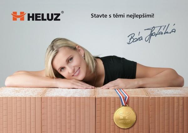 Stavte s těmi nejlepšími / Barbora Špotáková
