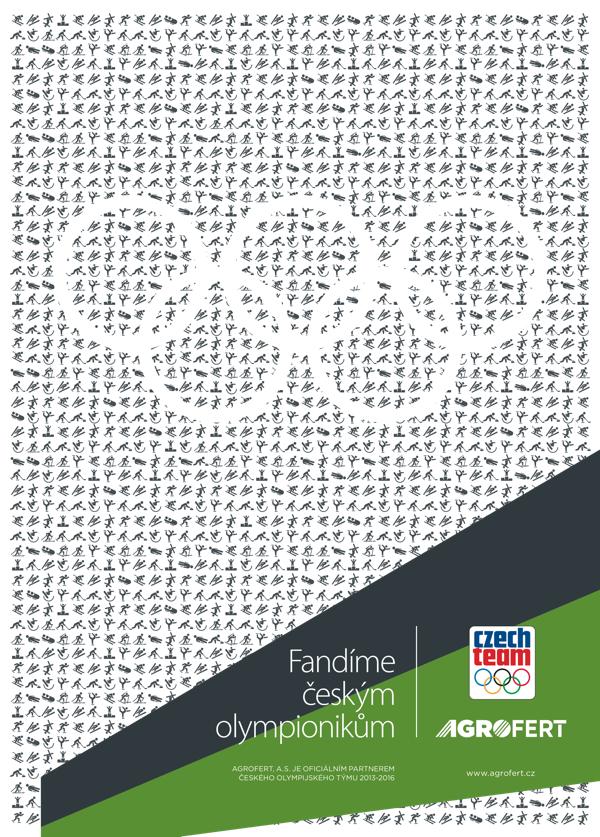 Fandíme českým olympionikům