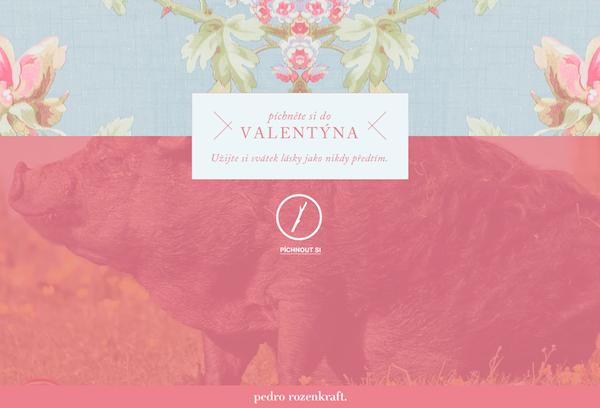 Valentýnské píchání