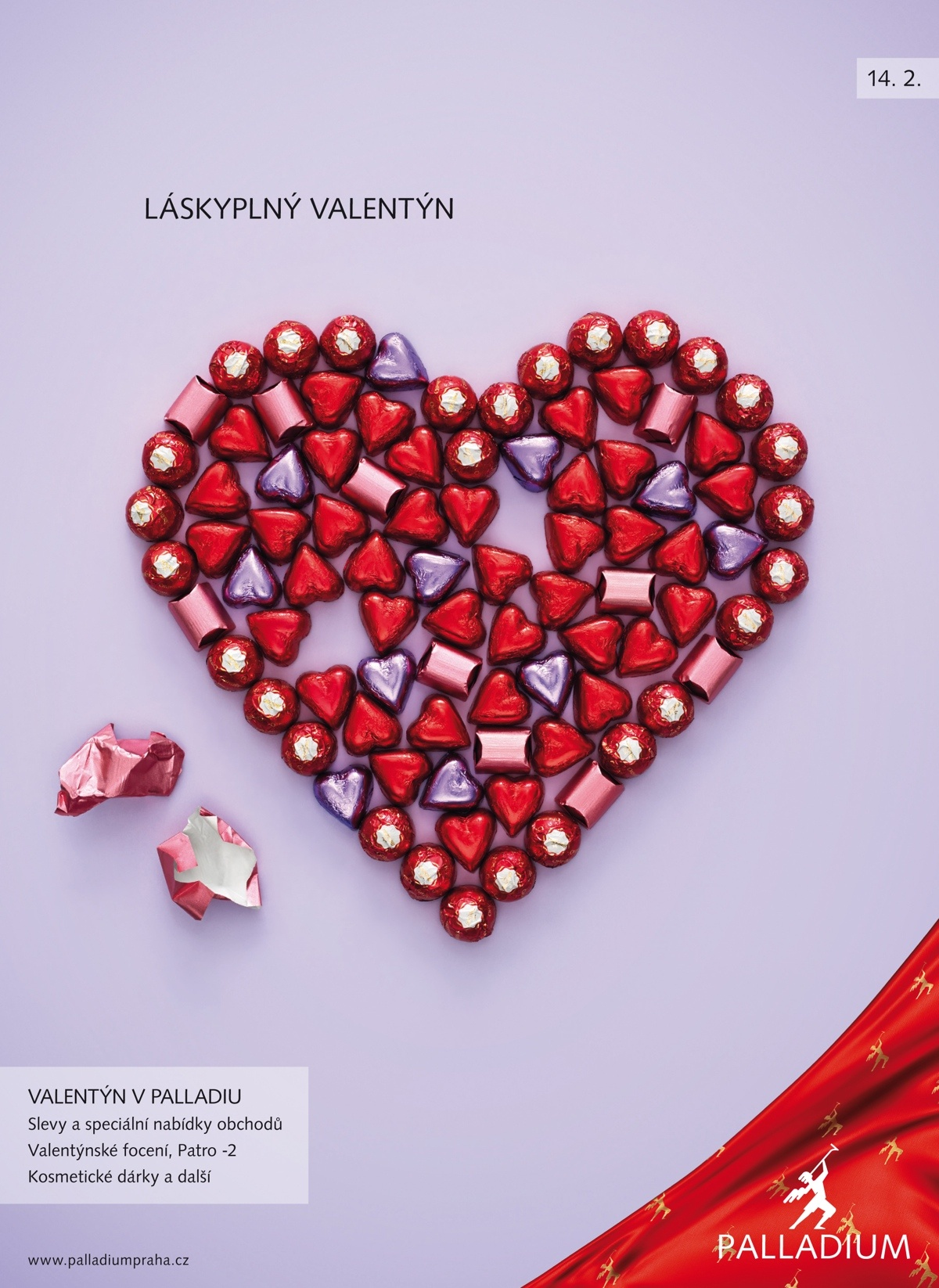 Láskyplný Valentýn