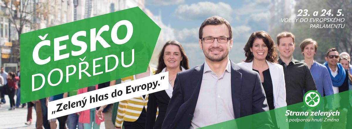 Zelený hlas do Evropy
