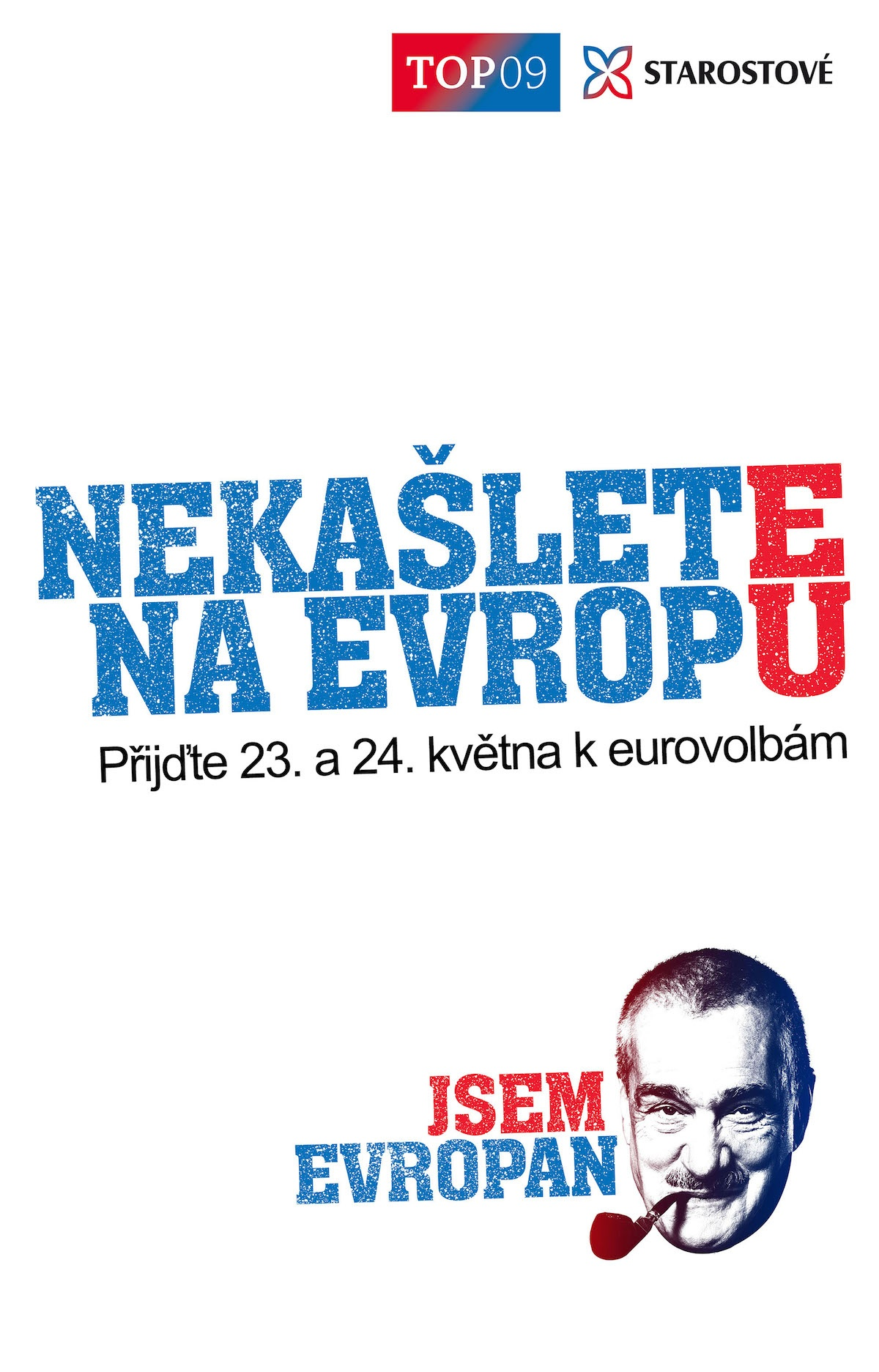 Nekašlete na Evropu