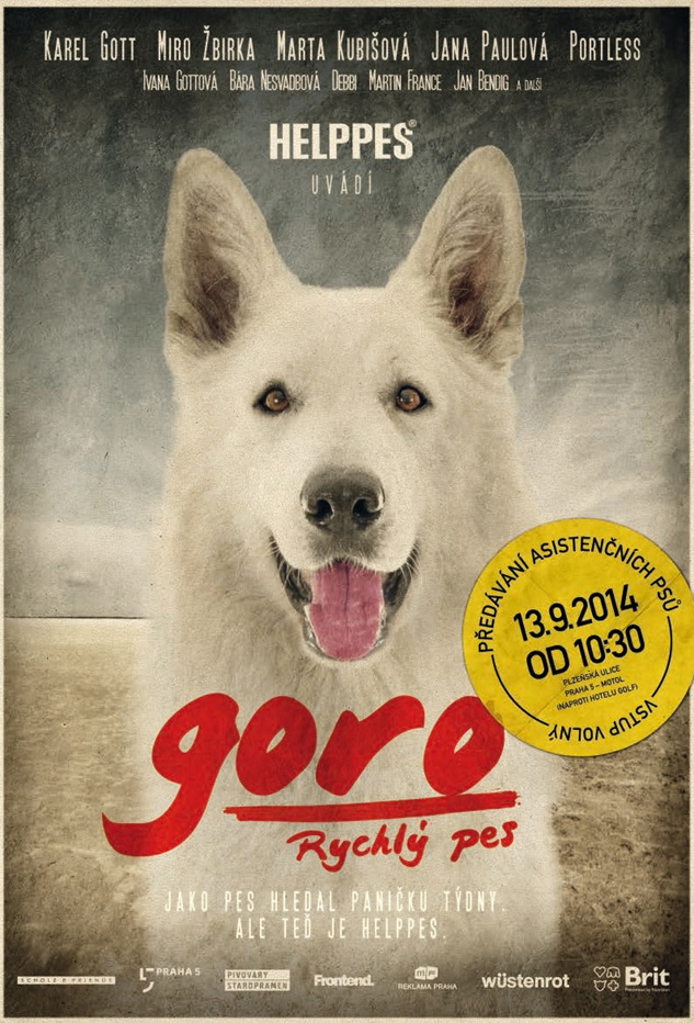 Goro, rychlý pes