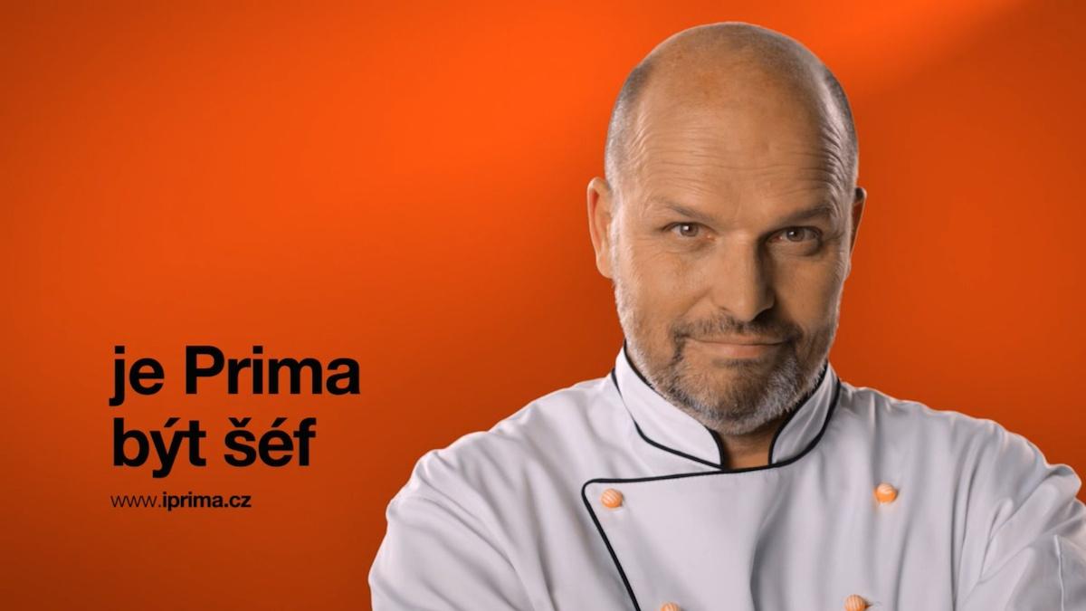 Je Prima být šéf / Zdeněk Pohlreich