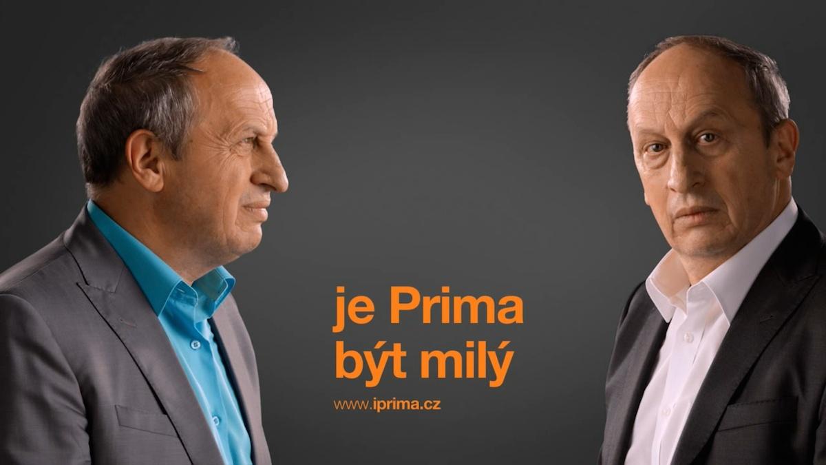 Je Prima být milý / Jan Kraus