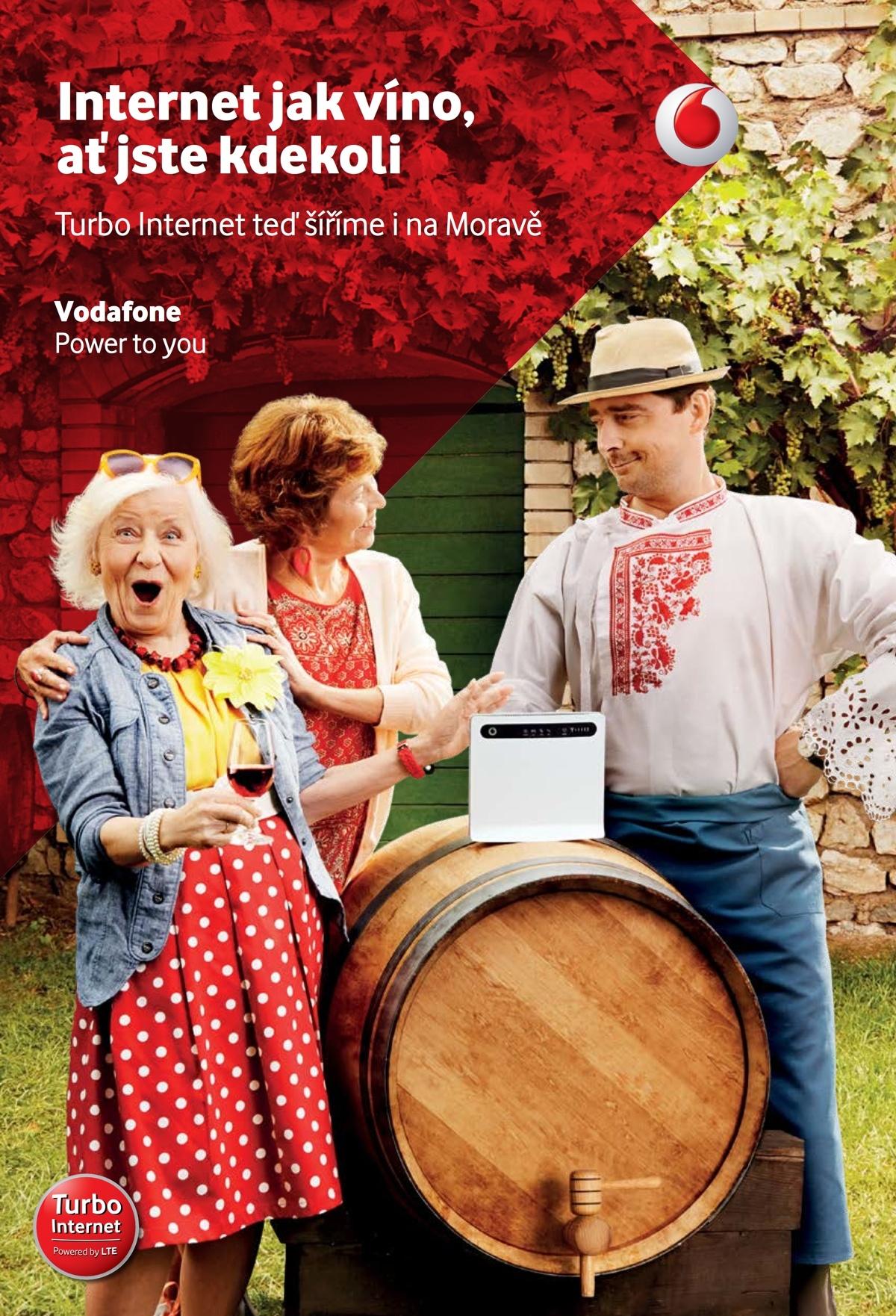Turbo internet - Internet jak víno