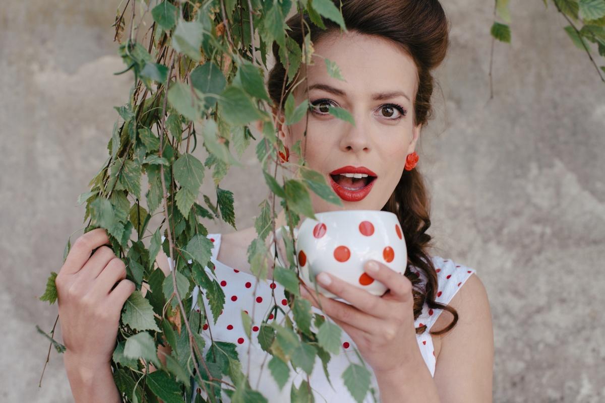 Říjen - měsíc Granka / Andrea Kerestešová