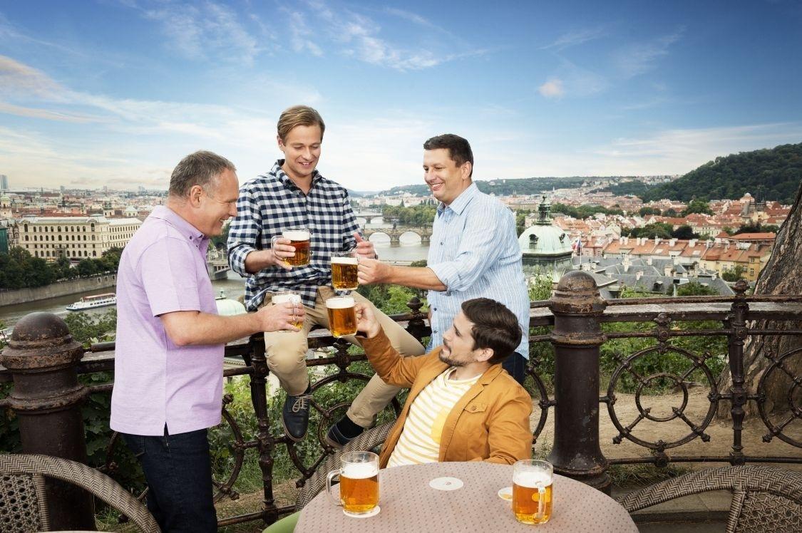 Do Prahy za pivem