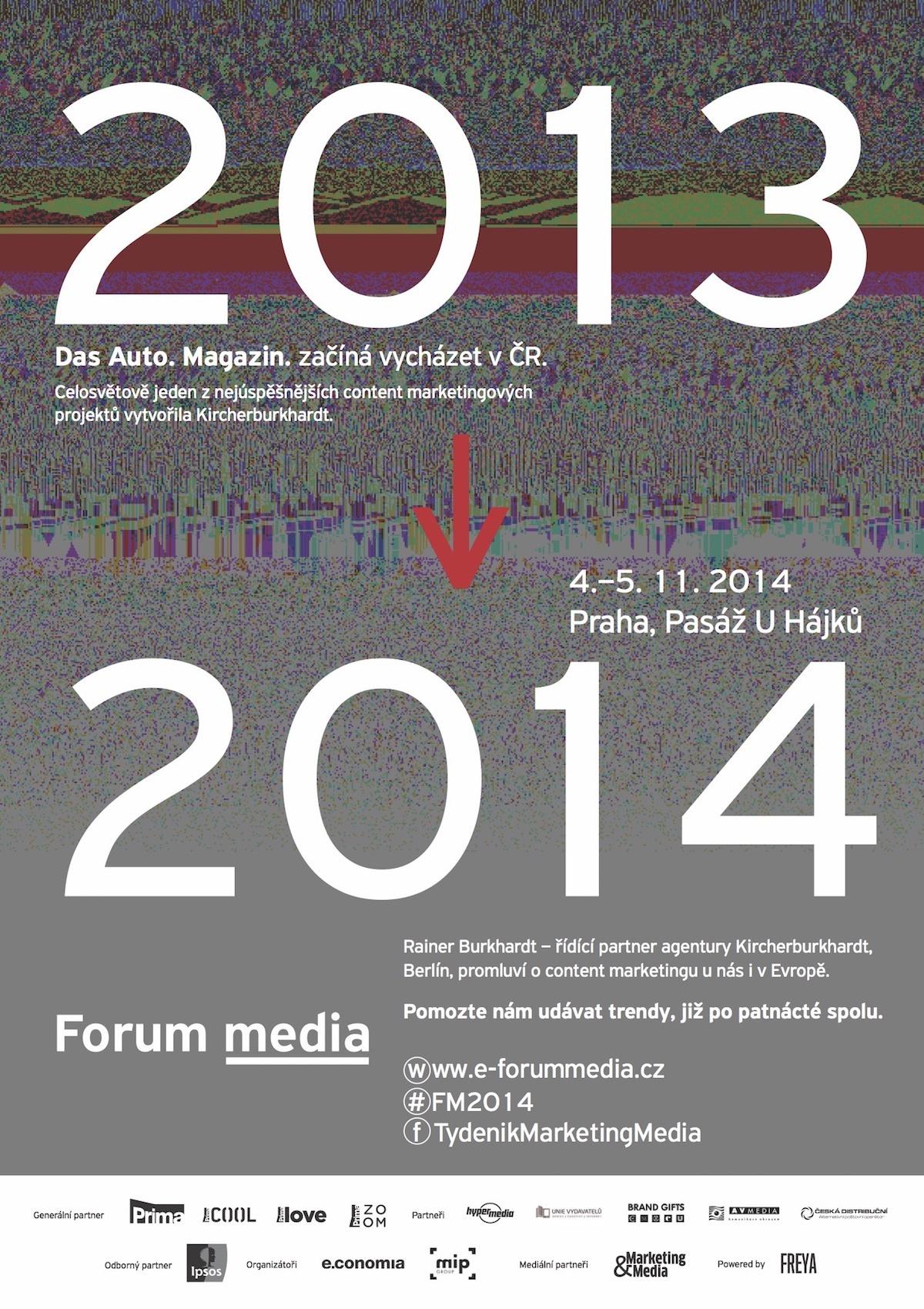 15. ročník Forum Media