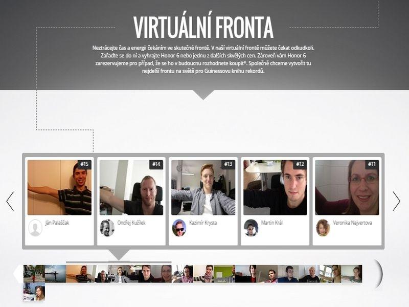 Virtuální fronta