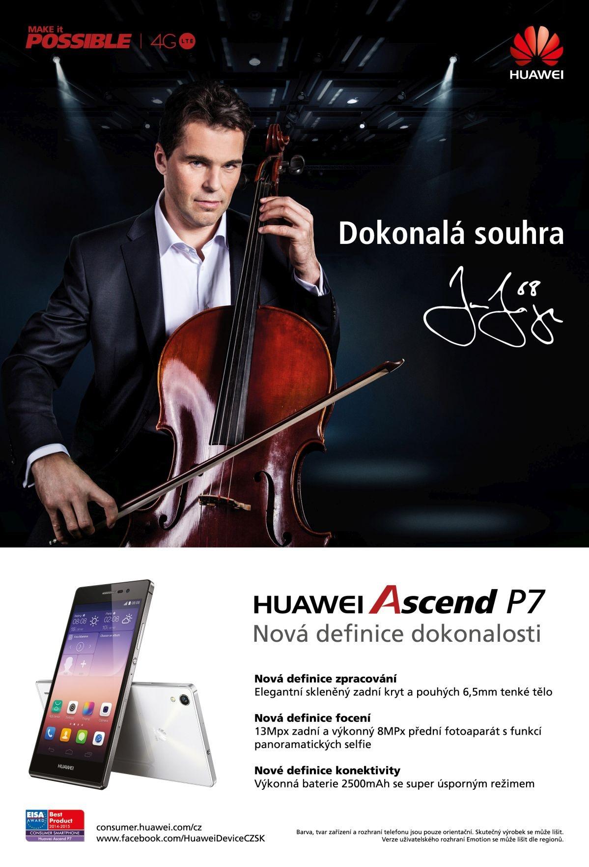 Najdi Huawei