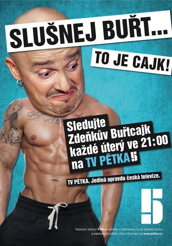 Buřtcajk na WC / Zdeněk Izer