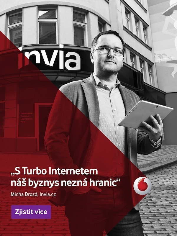 Turbo Internet pro firmy