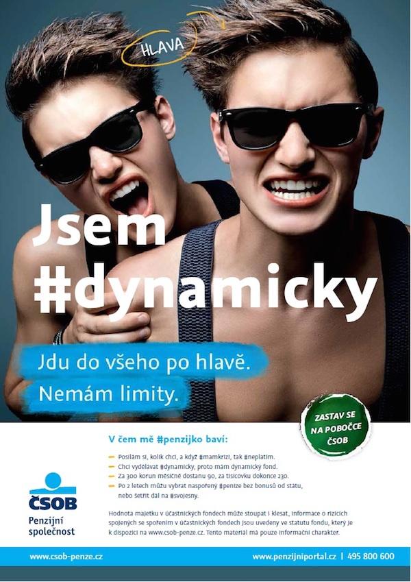 Jsem #dynamicky