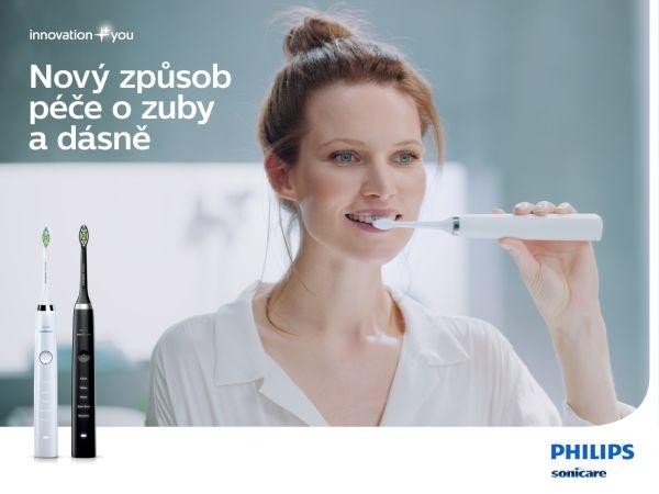 Nový způsob péče o zuby a dásně