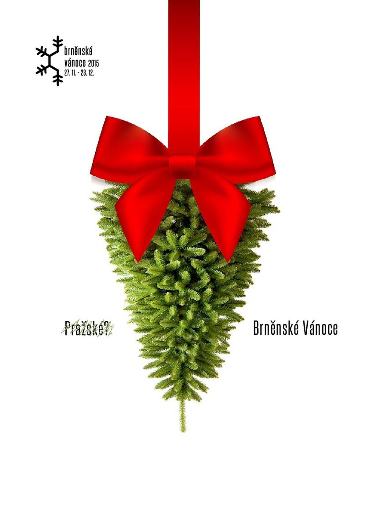 Pražské? Brněnské Vánoce