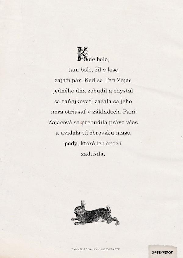 Pohádky / Zajíc