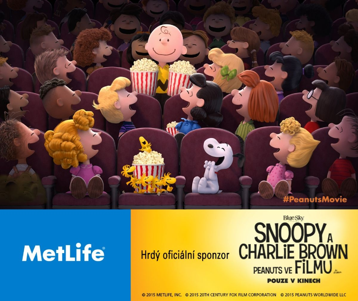 Snoopy ve filmu