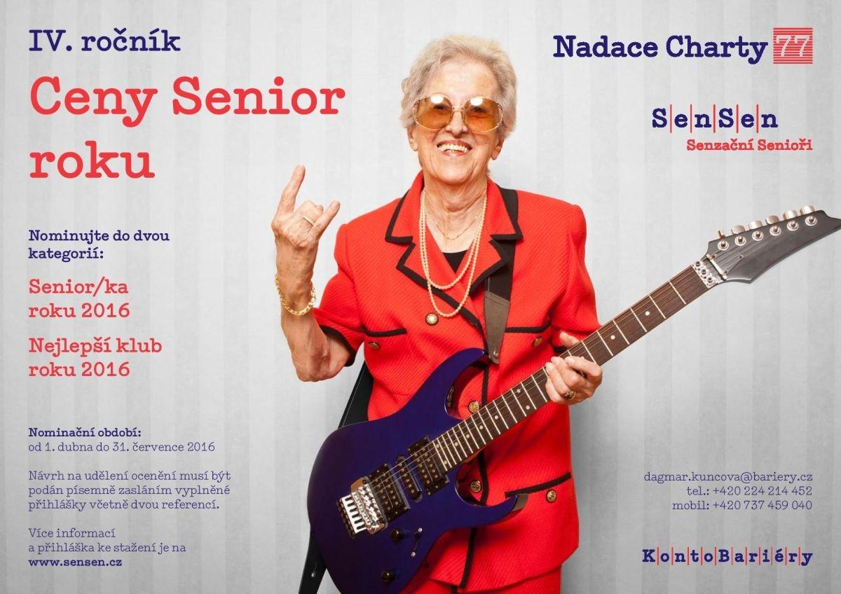 Senior roku 2016