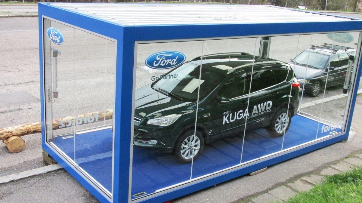 Prezentační modul Ford
