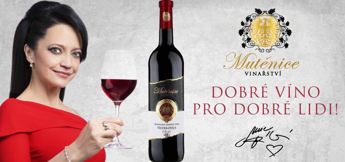 Dobré víno pro dobré lidi!