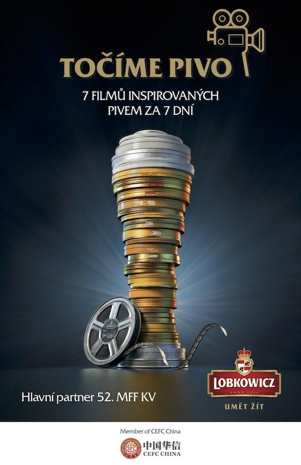 Točíme pivo - MFF Karlovy Vary 2017