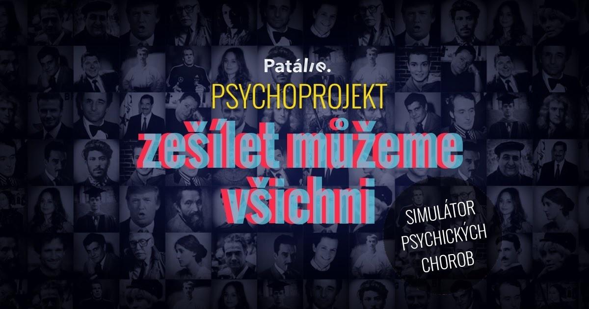 Patálie.cz - Zešílet můžeme všichni