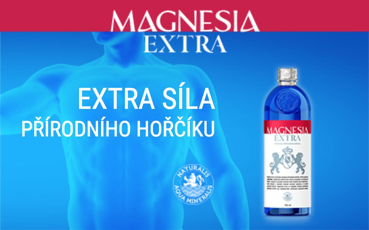 Magnesia Extra a Mlýnský pramen
