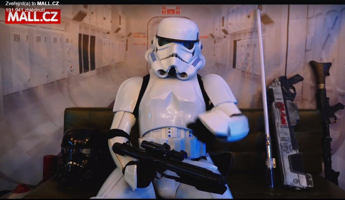 Star Wars holicí strojky