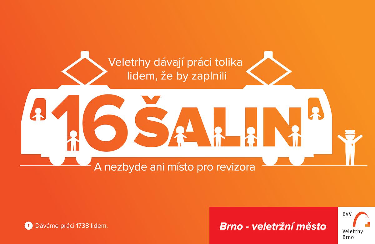 Brno - veletržní město