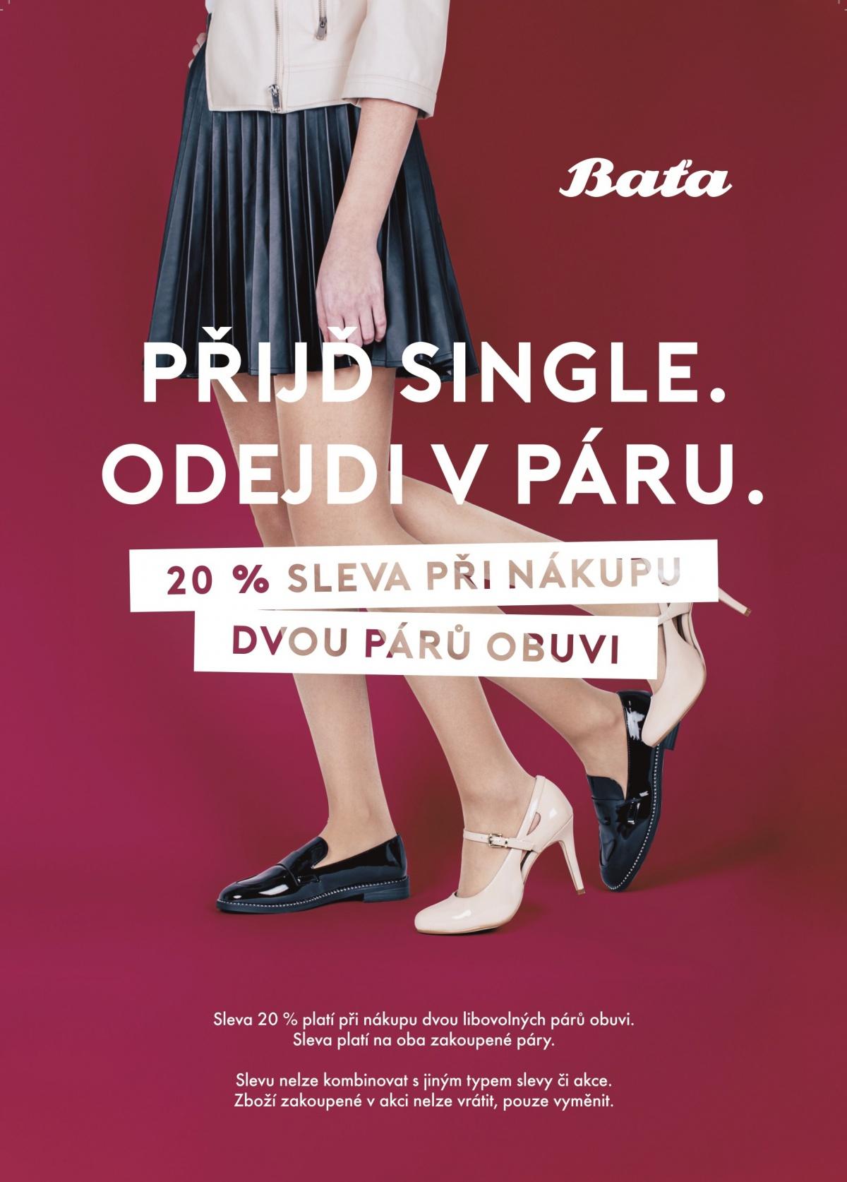 Přijď single. Odejdi v páru