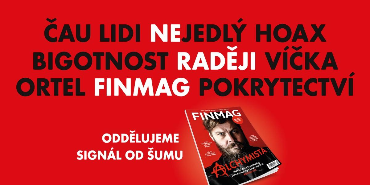 Ne, raději Finmag!