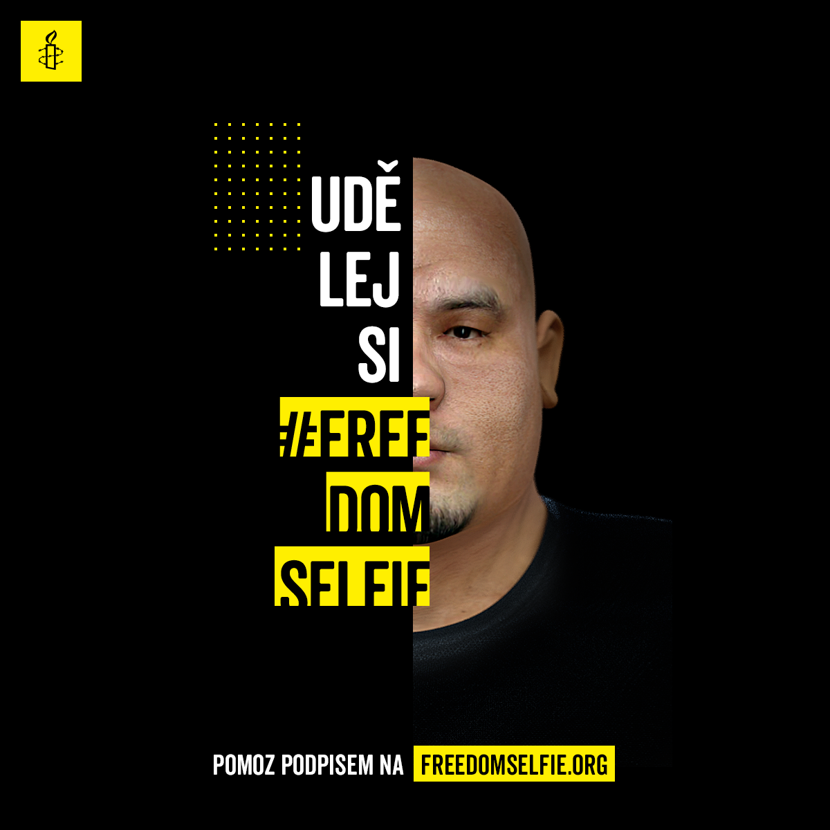 #freedomselfie / Tomáš Klus, Ewa Farna