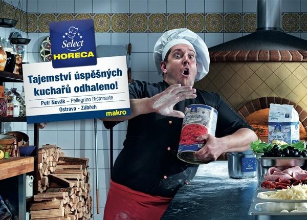 Tajemství šéfkuchařů odhaleno / Petr Novák