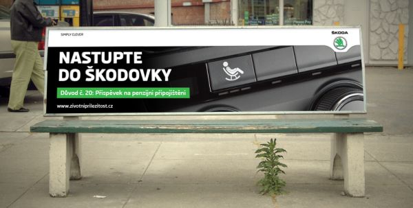 Náborová kampaň Škody Auto