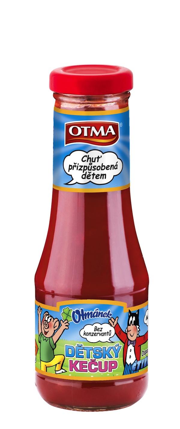 Dětský kečup Otmánek